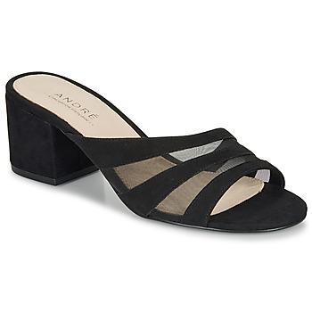 kengät Naiset Derby-kengät André JODY Black