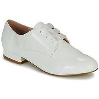 kengät Naiset Derby-kengät André ERNESTINE White
