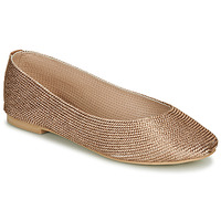 kengät Naiset Balleriinat André PAPAYA Kulta