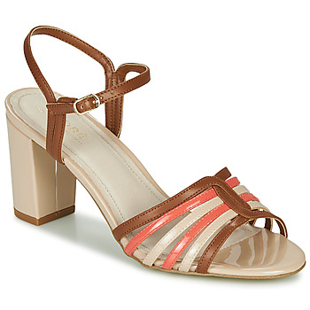 kengät Naiset Sandaalit ja avokkaat André PARISSE Moniväri