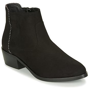 kengät Naiset Bootsit André BELEN Black