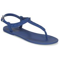 kengät Naiset Sandaalit ja avokkaat André HADEWIG Laivastonsininen