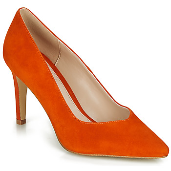kengät Naiset Korkokengät André BETH Orange