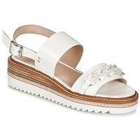 kengät Naiset Sandaalit ja avokkaat André ESPERANZA White