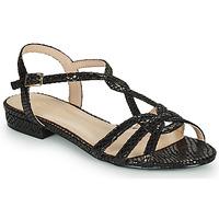 kengät Naiset Sandaalit ja avokkaat André JONETTE Black