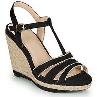 kengät Naiset Sandaalit ja avokkaat André JULY Black