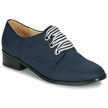 kengät Naiset Derby-kengät André MONTSERRAT Blue