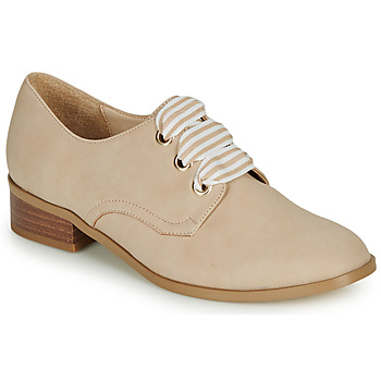 kengät Naiset Derby-kengät André MONTSERRAT Beige