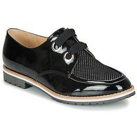 kengät Naiset Derby-kengät André MADDO Black
