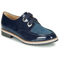 kengät Naiset Derby-kengät André MADDO Blue