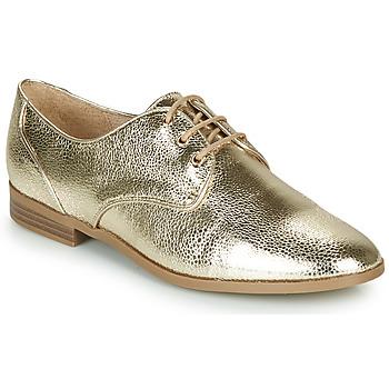 kengät Naiset Derby-kengät André JODIE Kulta