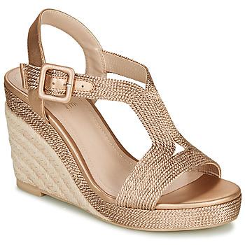 kengät Naiset Sandaalit ja avokkaat André PHOEBE Kulta