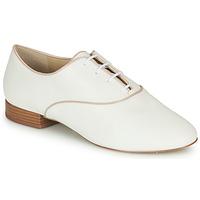 kengät Naiset Derby-kengät André VIOLETTE White
