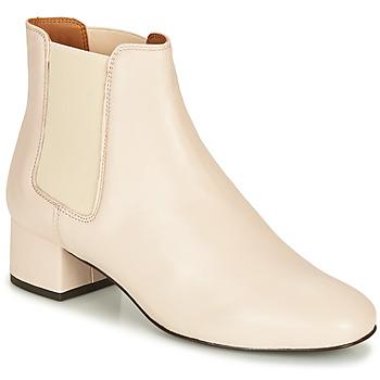kengät Naiset Bootsit André ECLAIRCIE White