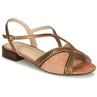 kengät Naiset Sandaalit ja avokkaat André LA TRAPEZISTE Pink