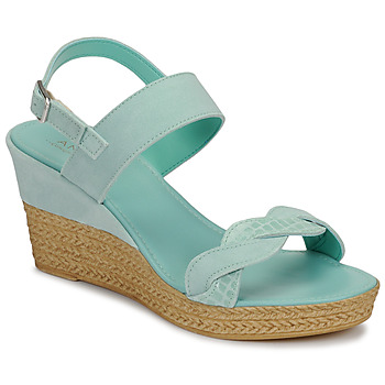kengät Naiset Sandaalit ja avokkaat André ELOISE Blue