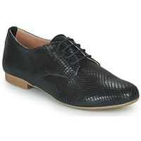 kengät Naiset Derby-kengät André COMPLICITY Laivastonsininen