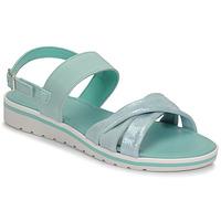 kengät Naiset Sandaalit ja avokkaat André POLINE Blue