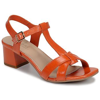kengät Naiset Sandaalit ja avokkaat André JOSEPHINE Orange