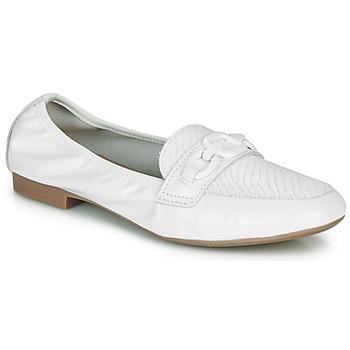 kengät Naiset Mokkasiinit André MAYRA White