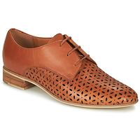 kengät Naiset Derby-kengät André BARNA Camel
