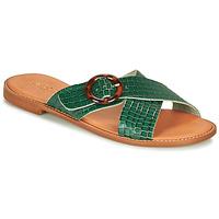 kengät Naiset Sandaalit ja avokkaat André BRAIDY Green