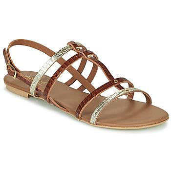 kengät Naiset Sandaalit ja avokkaat André MANDIE Camel