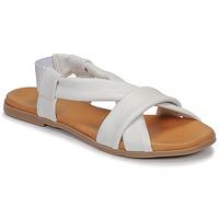 kengät Naiset Sandaalit ja avokkaat André BABACO White