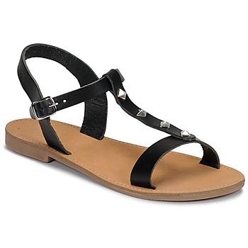 kengät Naiset Sandaalit ja avokkaat André DOMINOU Black