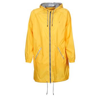 vaatteet Naiset Parkatakki Petit Bateau SHINE Yellow