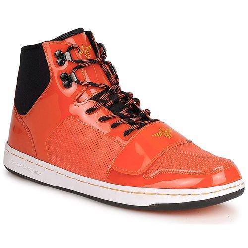 kengät Naiset Korkeavartiset tennarit Creative Recreation W CESARIO Orange