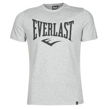 vaatteet Miehet Lyhythihainen t-paita Everlast EVL LOUIS SS TS Grey