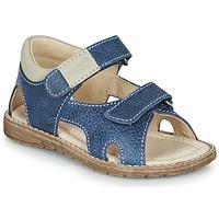 kengät Pojat Sandaalit ja avokkaat Primigi 5410222 Sininen / Harmaa