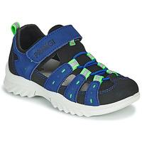 kengät Lapset Urheilusandaalit Primigi 5371822 Blue / Black