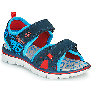 kengät Pojat Sandaalit ja avokkaat Primigi 5392822 Laivastonsininen / Blue / Red