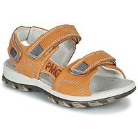 kengät Pojat Sandaalit ja avokkaat Primigi 5391133 Orange