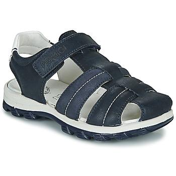 kengät Pojat Sandaalit ja avokkaat Primigi  Laivastonsininen