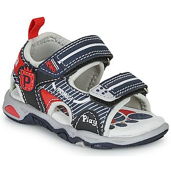 kengät Pojat Sandaalit ja avokkaat Primigi 5450544 Laivastonsininen / Red