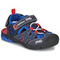 kengät Pojat Urheilusandaalit Primigi 5460111 Blue / Red