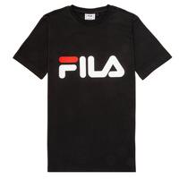 vaatteet Lapset Lyhythihainen t-paita Fila FREDERIK Black