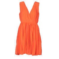 vaatteet Naiset Lyhyt mekko Moony Mood PE20-RPL-ROUGE Punainen