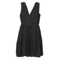 vaatteet Naiset Lyhyt mekko Moony Mood MINIZIA Musta