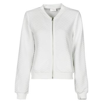vaatteet Naiset Svetari Moony Mood CHUCK Valkoinen