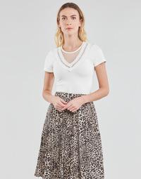 vaatteet Naiset Topit / Puserot Moony Mood DURINO Valkoinen