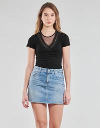 vaatteet Naiset Topit / Puserot Moony Mood DALINA Musta