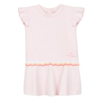vaatteet Tytöt Lyhyt mekko Lili Gaufrette NARITTE Pink
