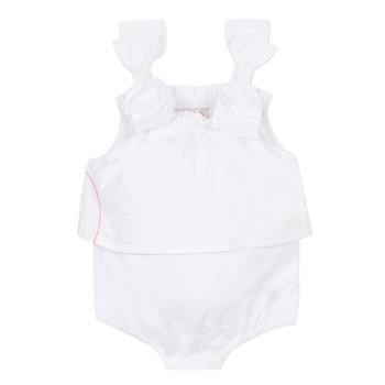 vaatteet Tytöt Jumpsuits / Haalarit Lili Gaufrette NOLENI White