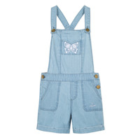 vaatteet Tytöt Jumpsuits / Haalarit Lili Gaufrette NANYSSE Blue