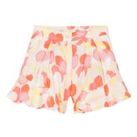 vaatteet Tytöt Shortsit / Bermuda-shortsit Lili Gaufrette LORIA Multicolour