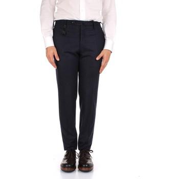 vaatteet Miehet Puvun housut Incotex 1AT091 1721T Blue